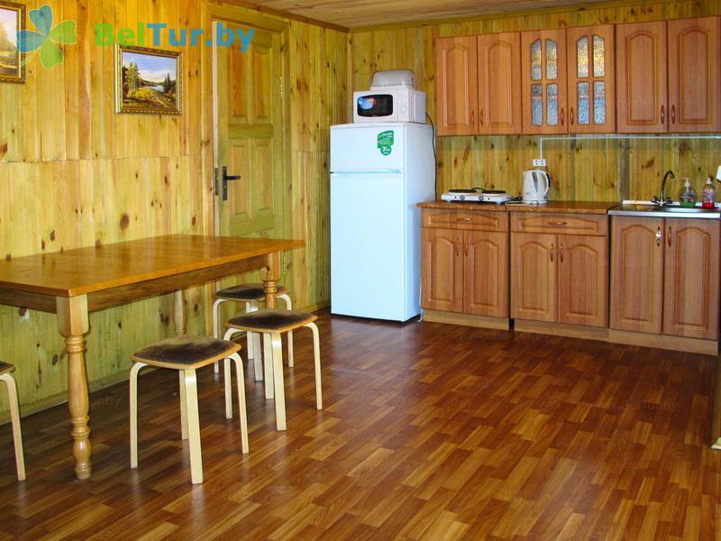 Отдых в Белоруссии Беларуси - туристический комплекс Белое - Кухня