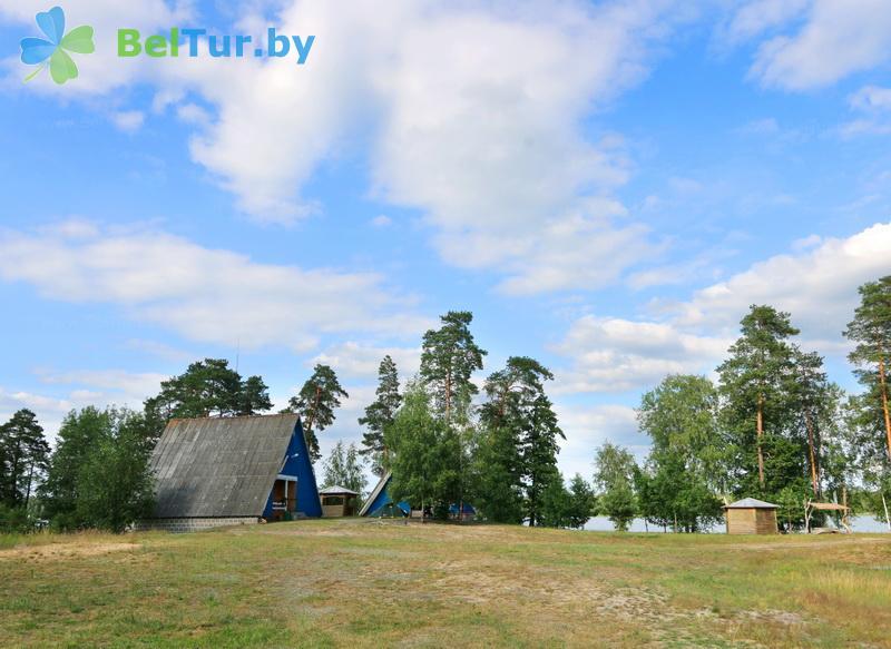 Отдых в Белоруссии Беларуси - туристический комплекс Белое - Территория и природа