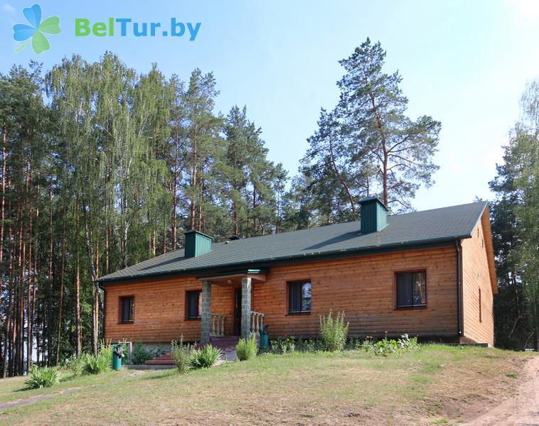 Отдых в Белоруссии Беларуси - туристический комплекс Белое - корпус №1