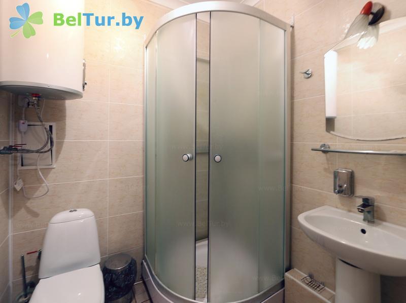 Отдых в Белоруссии Беларуси - туристический комплекс Белое - двухместный однокомнатный улучшенный (корпус №1)