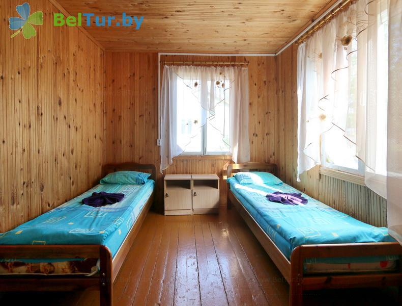 Отдых в Белоруссии Беларуси - туристический комплекс Белое - восьмиместный четырехкомнатный (гостевой дом №4)