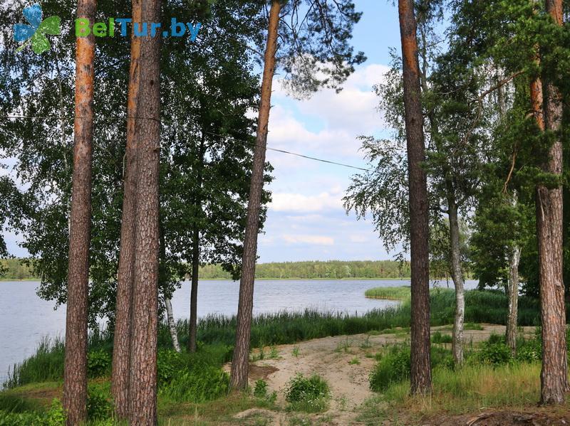 Отдых в Белоруссии Беларуси - туристический комплекс Белое - Рыбалка