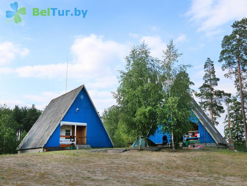 Отдых в Белоруссии Беларуси - туристический комплекс Белое - гостевой дом №8, 9