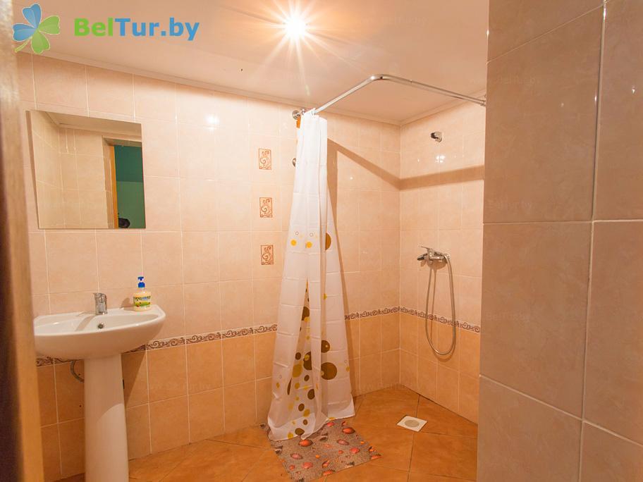 Отдых в Белоруссии Беларуси - гостиничный комплекс Ранчо - четырехместный однокомнатный в блоке (коттедж «Гавайи»)