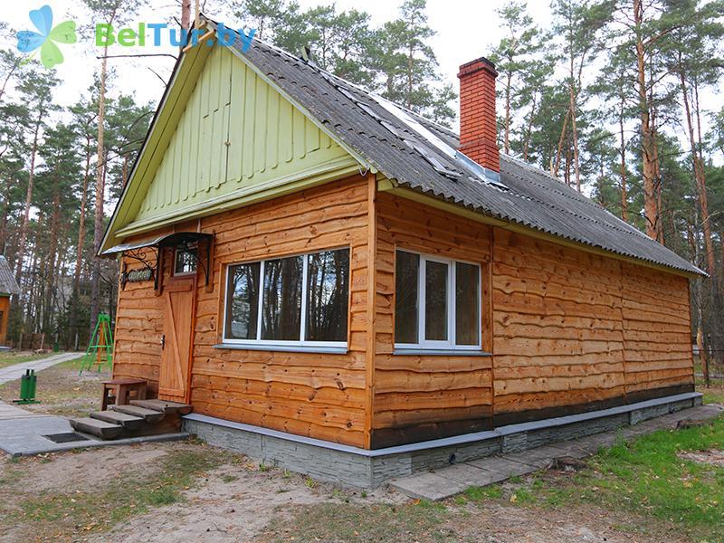 Отдых в Белоруссии Беларуси - гостиничный комплекс Ранчо - коттедж «Калифорния»
