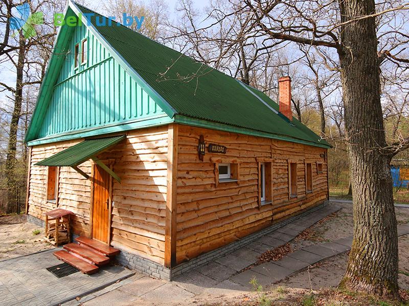 Отдых в Белоруссии Беларуси - гостиничный комплекс Ранчо - коттедж «Канзас»