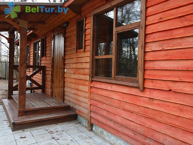 Отдых в Белоруссии Беларуси - гостиничный комплекс Ранчо - коттедж «Гавайи»