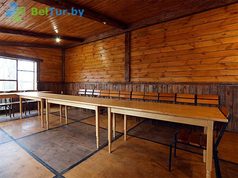 Отдых в Белоруссии Беларуси - гостиничный комплекс Ранчо - Банкетный зал