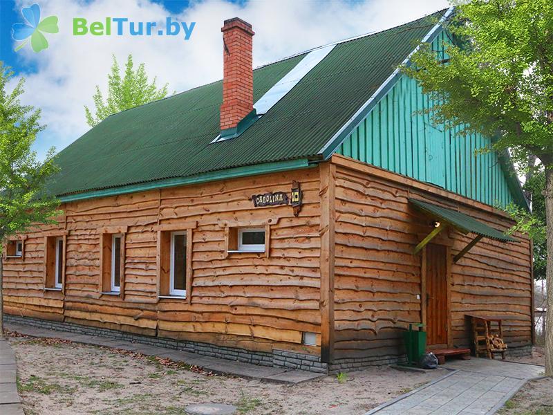 Отдых в Белоруссии Беларуси - гостиничный комплекс Ранчо - коттедж «Каролина»