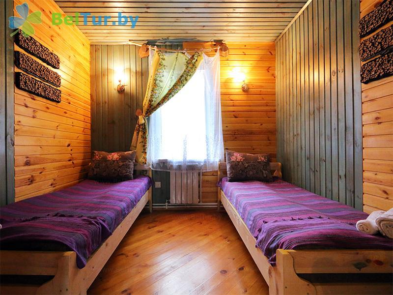 Отдых в Белоруссии Беларуси - гостиничный комплекс Ранчо - восьмиместный четырехкомнатный (коттедж «Техас»)