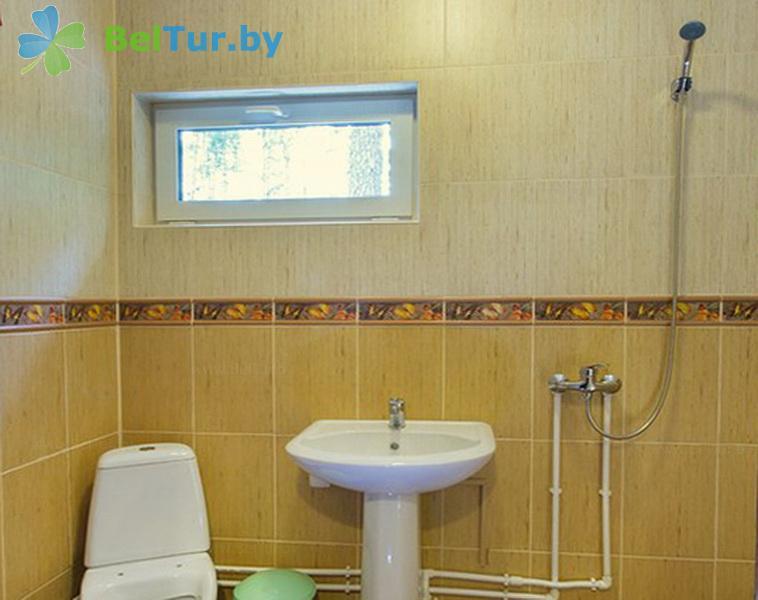 Отдых в Белоруссии Беларуси - гостиничный комплекс Ранчо - четырехместный двухкомнатный (коттедж «Аляска»)
