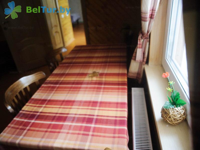 Отдых в Белоруссии Беларуси - гостиничный комплекс Ранчо - двухместный в блоке (2+2) (коттедж «Колумбия»)