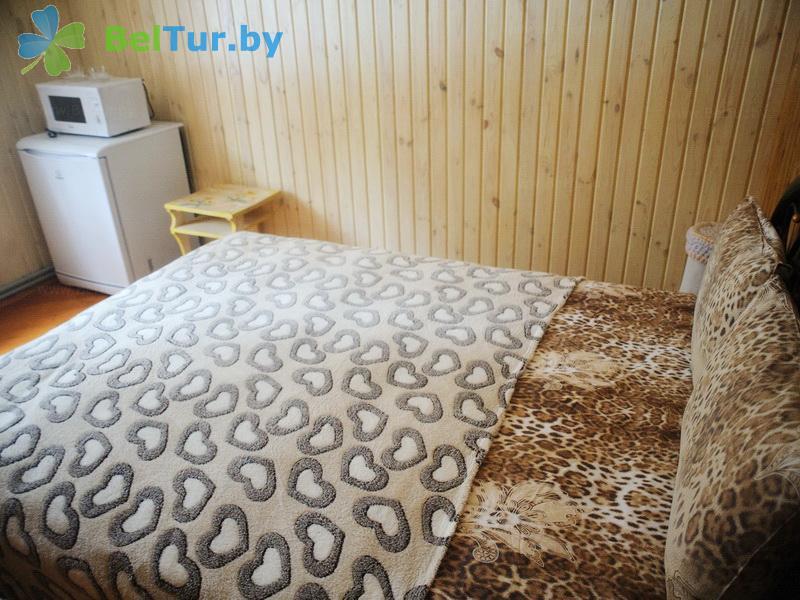 Отдых в Белоруссии Беларуси - гостиничный комплекс Ранчо - двухместный однокомнатный / с ТВ (коттедж «Колумбия»)