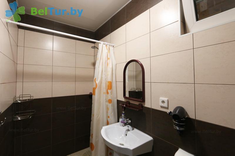 Отдых в Белоруссии Беларуси - гостиничный комплекс Ранчо - двухместный однокомнатный (коттедж «Джорджия»)