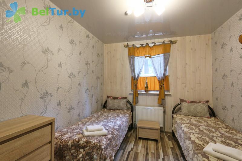 Отдых в Белоруссии Беларуси - гостиничный комплекс Ранчо - двухместный однокомнатный в блоке (2+2) (коттедж «Джорджия»)