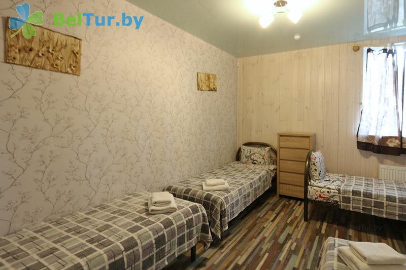 Отдых в Белоруссии Беларуси - гостиничный комплекс Ранчо - четырехместный однокомнатный (коттедж «Джорджия»)