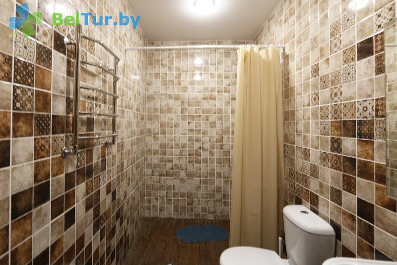 Отдых в Белоруссии Беларуси - гостиничный комплекс Ранчо - четырехместный трехкомнатный (коттедж №17)
