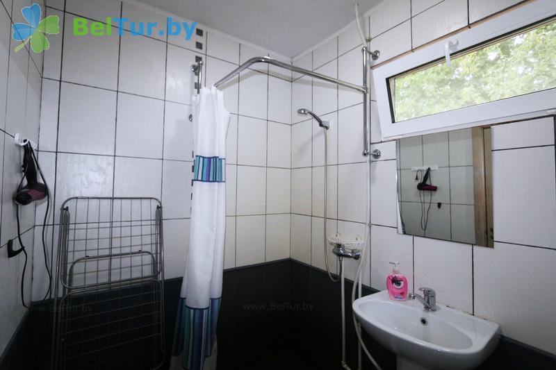 Отдых в Белоруссии Беларуси - гостиничный комплекс Ранчо - шестиместный четырехкомнатный (коттедж «Флорида»)