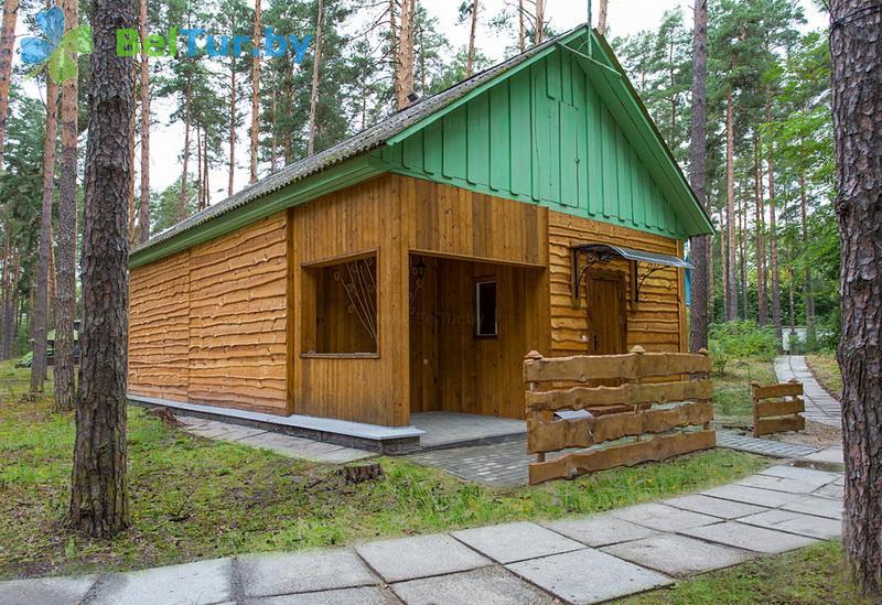 Отдых в Белоруссии Беларуси - гостиничный комплекс Ранчо - коттедж «Аляска»