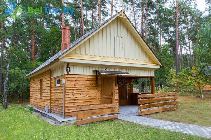 Отдых в Белоруссии Беларуси - гостиничный комплекс Ранчо - коттедж «Алабама»