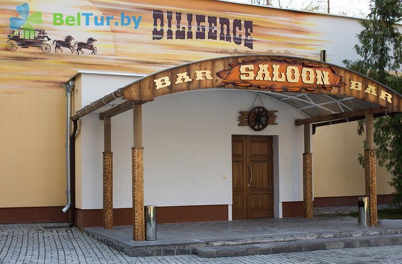 Отдых в Белоруссии Беларуси - гостиничный комплекс Ранчо - ресторан