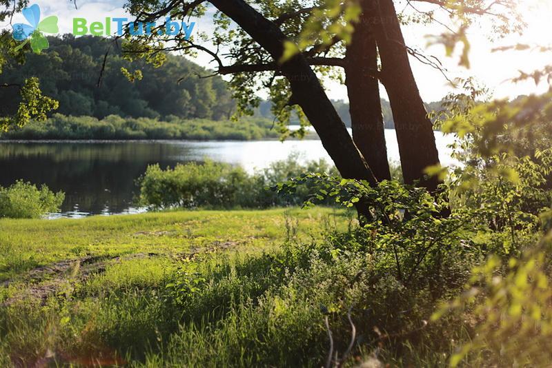 Отдых в Белоруссии Беларуси - гостиничный комплекс Ранчо - Водоём