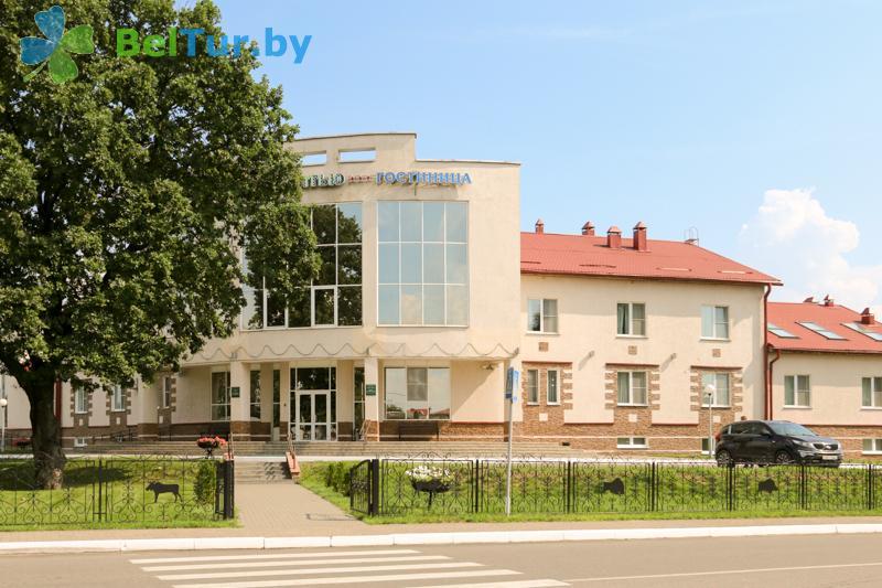Отдых в Белоруссии Беларуси - гостиничный комплекс Над Припятью - гостиница