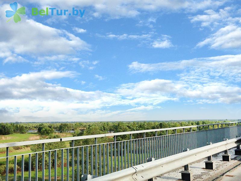 Отдых в Белоруссии Беларуси - туристический комплекс Старушки - Территория и природа