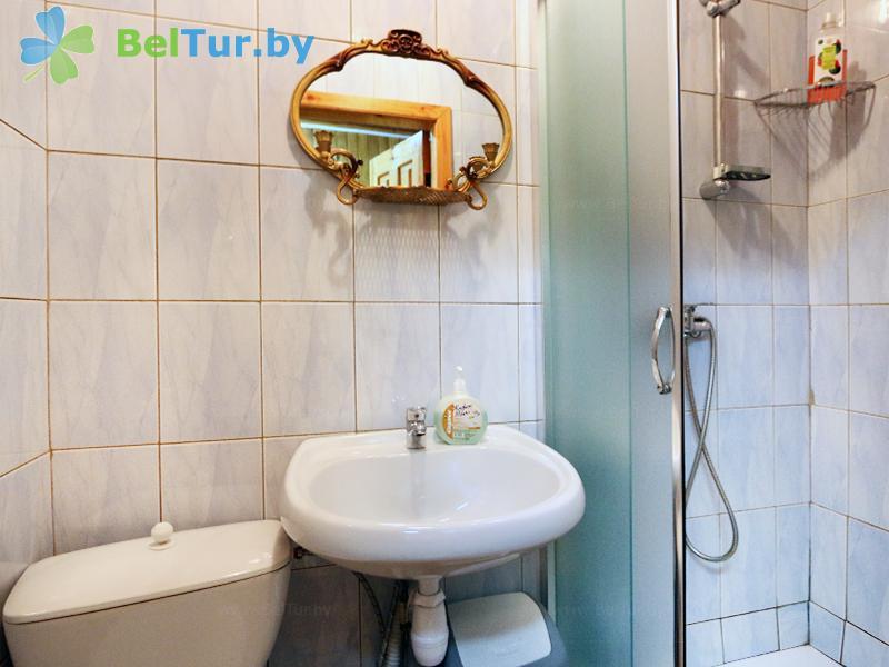 Отдых в Белоруссии Беларуси - туристический комплекс Старушки - двухместный однокомнатный без удобств (административно-жилой корпус)