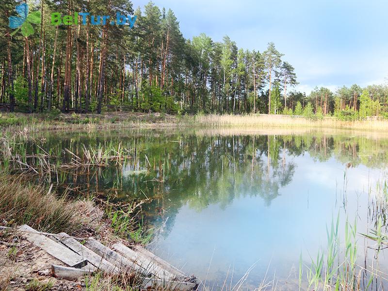 Отдых в Белоруссии Беларуси - туристический комплекс Старушки - Водоём