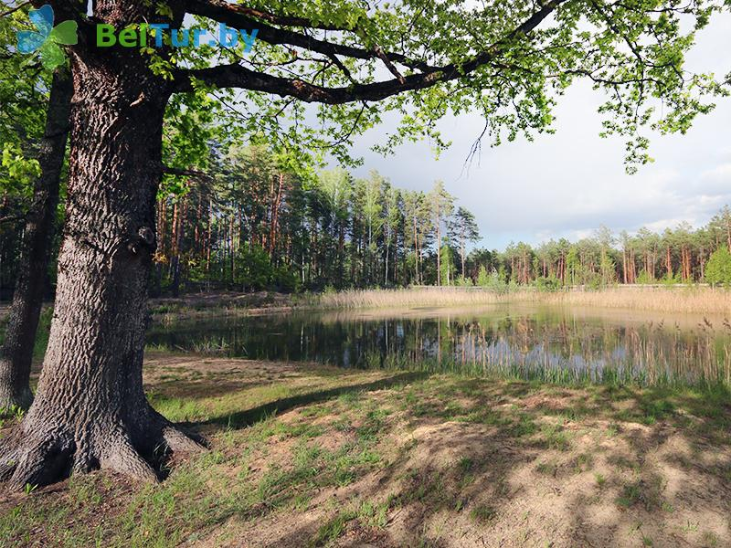 Отдых в Белоруссии Беларуси - туристический комплекс Старушки - Рыбалка