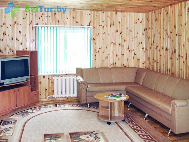 Отдых в Белоруссии Беларуси - туристический комплекс Старушки - Номерной фонд