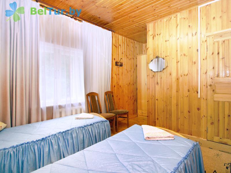Отдых в Белоруссии Беларуси - туристический комплекс Старушки - двухместный однокомнатный (административно-жилой корпус)