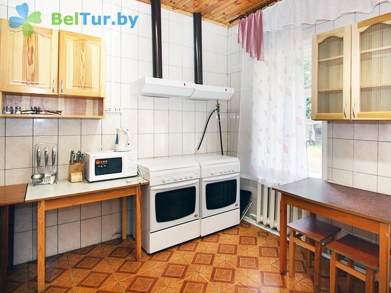 Отдых в Белоруссии Беларуси - туристический комплекс Старушки - Кухня