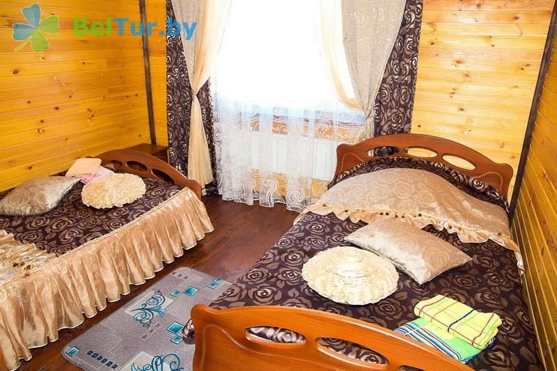 Rest in Belarus - tourist complex Nikolaevskie prudy - for 11 people (family cottages)