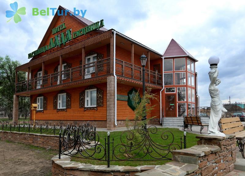 Отдых в Белоруссии Беларуси - туристический комплекс Николаевские пруды - корпус №2 «Лада»