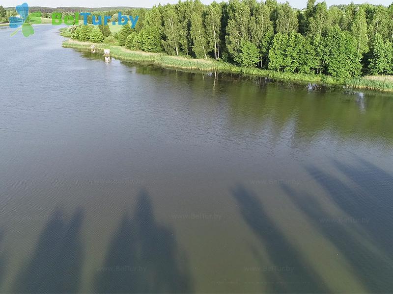 Адпачынак у Беларусі - турыстычны комплекс Мікалаеўскія пруды - Вадаём