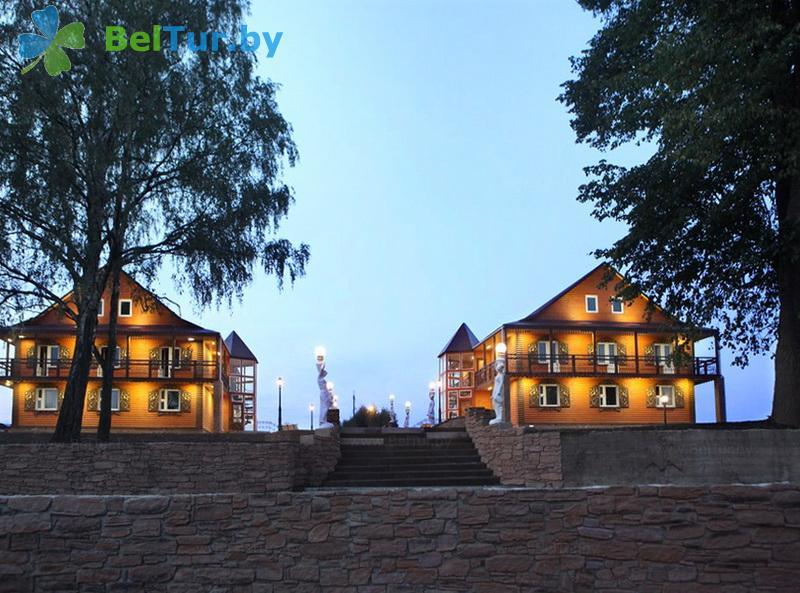 Отдых в Белоруссии Беларуси - туристический комплекс Николаевские пруды - корпус №1 «Лада»
