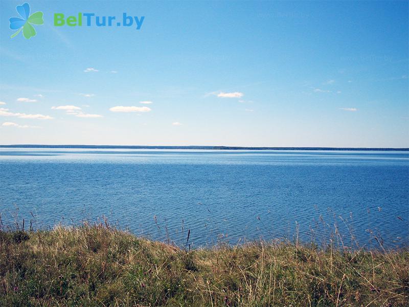 Отдых в Белоруссии Беларуси - оздоровительный комплекс Чайка - Рыбалка
