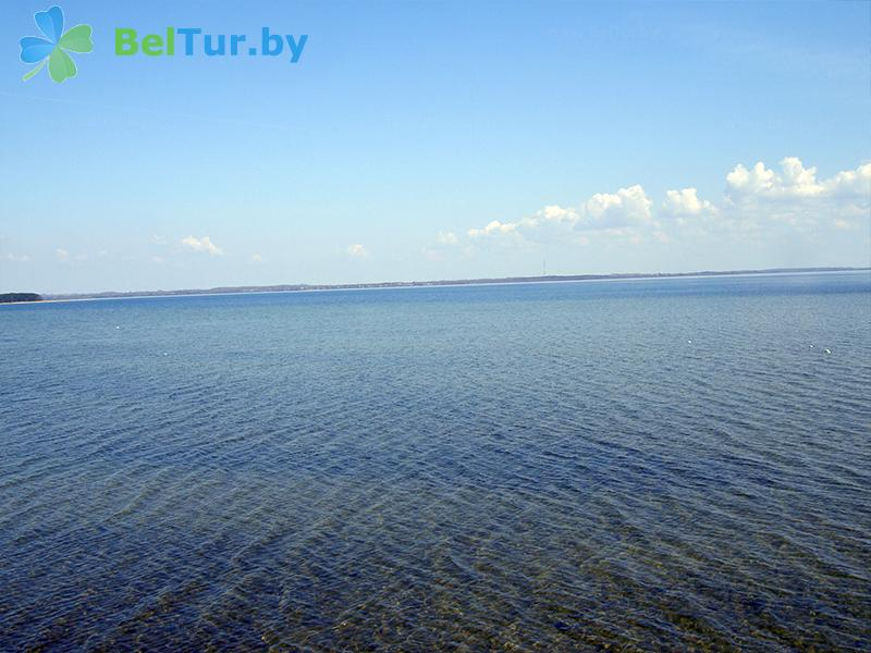 Отдых в Белоруссии Беларуси - оздоровительный комплекс Чайка - Водоём