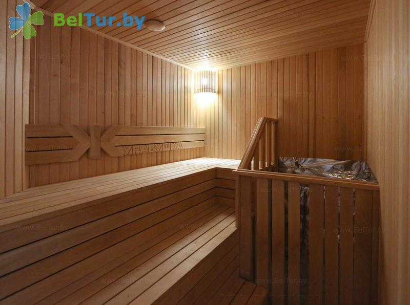 Отдых в Белоруссии Беларуси - оздоровительный комплекс Чайка - Баня русская