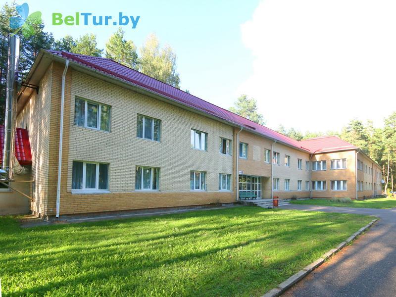 Отдых в Белоруссии Беларуси - оздоровительный комплекс Чайка - спальный корпус №5