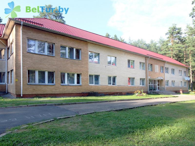 Отдых в Белоруссии Беларуси - оздоровительный комплекс Чайка - спальный корпус №4