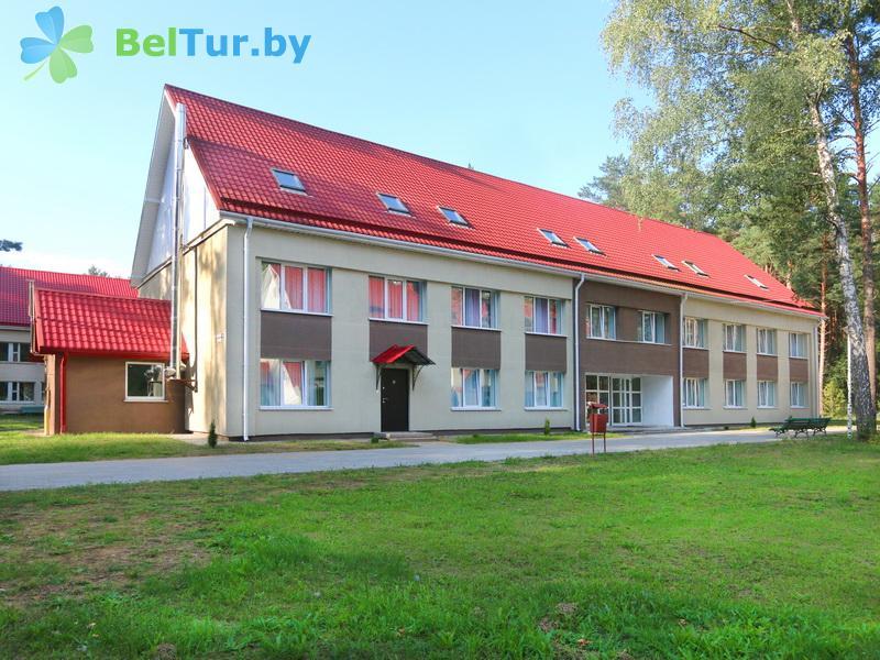 Отдых в Белоруссии Беларуси - оздоровительный комплекс Чайка - спальный корпус №2
