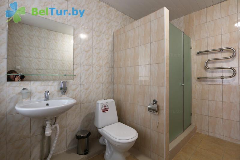 Отдых в Белоруссии Беларуси - оздоровительный комплекс Чайка - двухместный однокомнатный (спальный корпус №3)