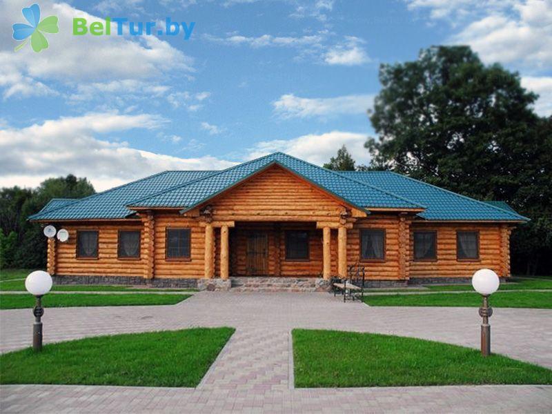 Отдых в Белоруссии Беларуси - дом охотника Белая тропа - дом охотника