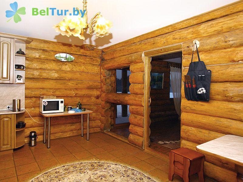 Отдых в Белоруссии Беларуси - дом охотника Белая тропа - Кухня