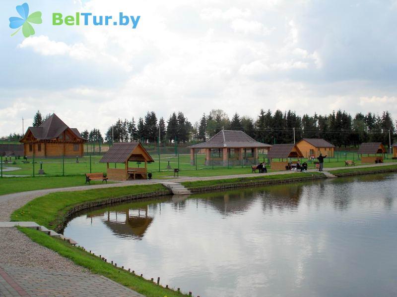 Отдых в Белоруссии Беларуси - база отдыха Сябры - Водоём