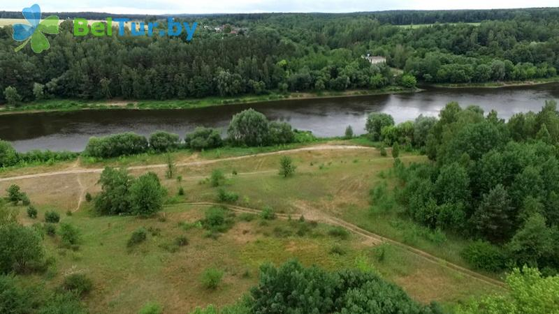 Отдых в Белоруссии Беларуси - база отдыха Пригодичи - Рыбалка