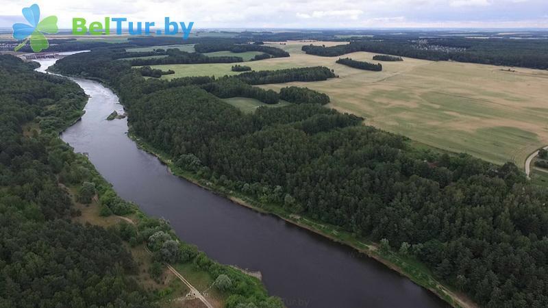 Отдых в Белоруссии Беларуси - база отдыха Пригодичи - Водоём